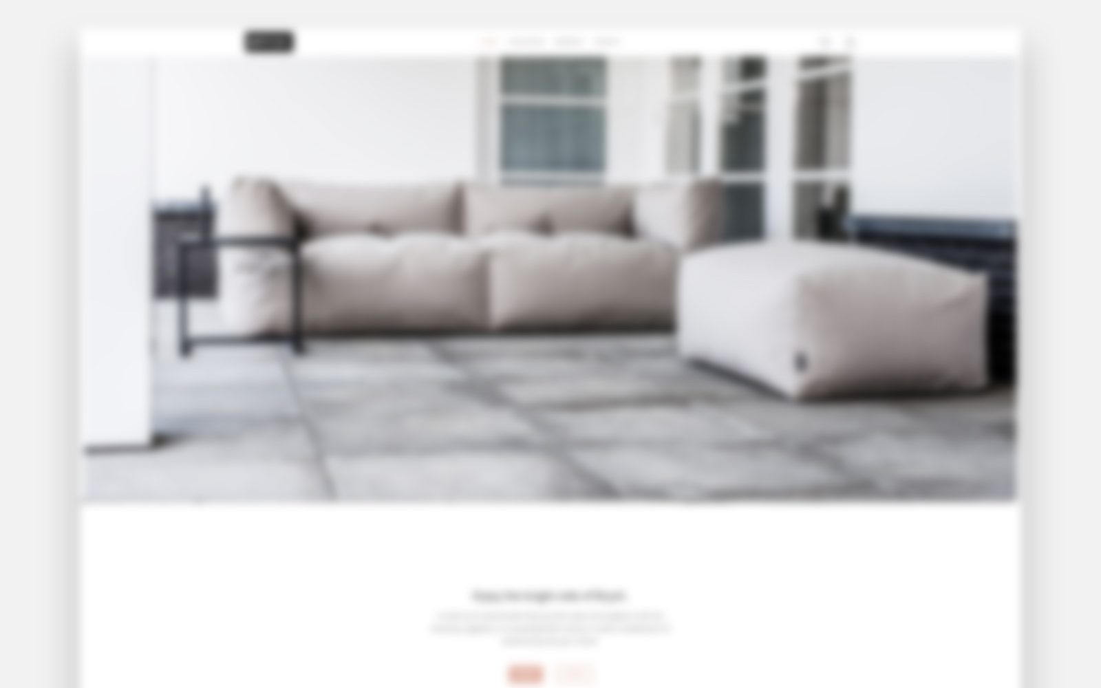 Bryck website dutch design